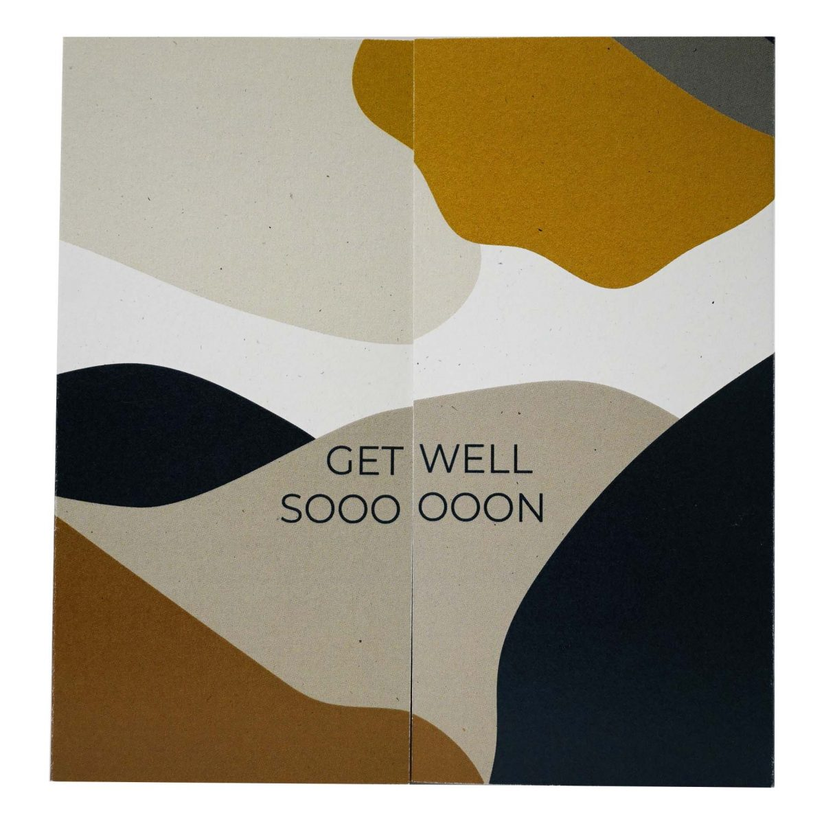 Get well soon front
